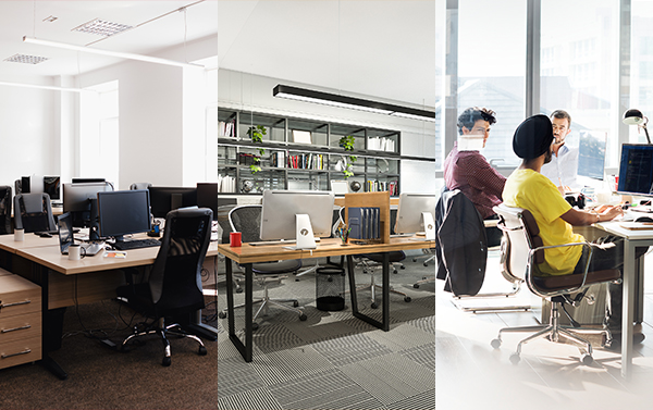 The Future of Modern Workspace